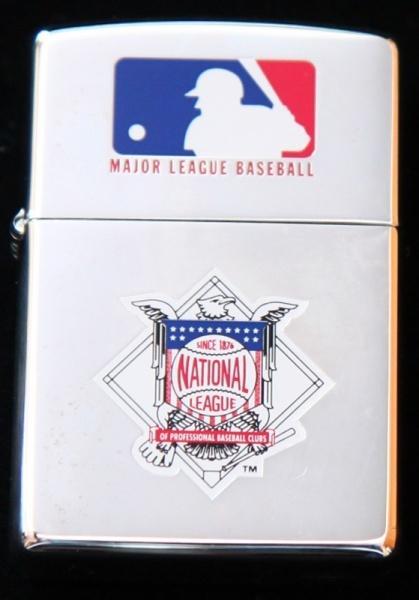 メジャーリーグ ベースボール(MBL) 【ZIPPO】