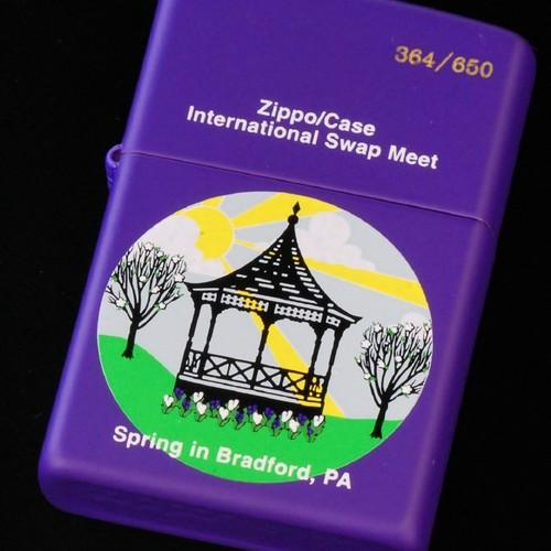 Zippo/Case International Swap Meet